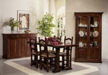 Credenza Classica Con Vetrina : Cucina la fiume mobili