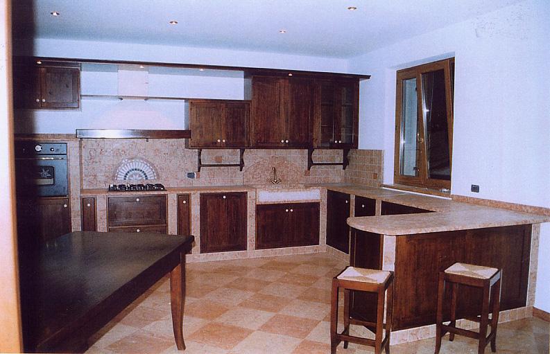 Cucine ad angolo in muratura mu93 regardsdefemmes - Mobili cucina ad angolo ...