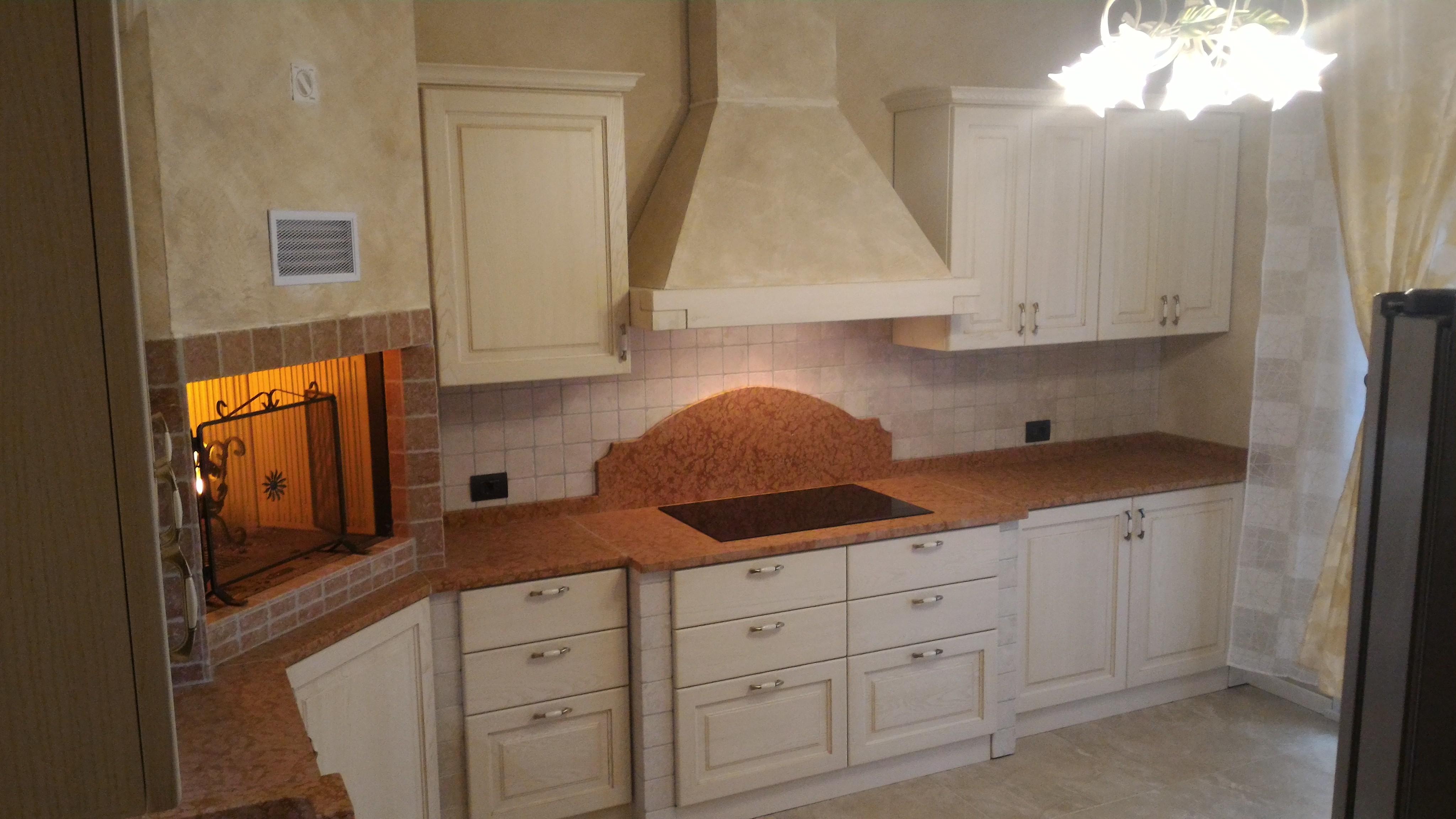 Panca per cucina moderna - Mobili cucina ad angolo ...