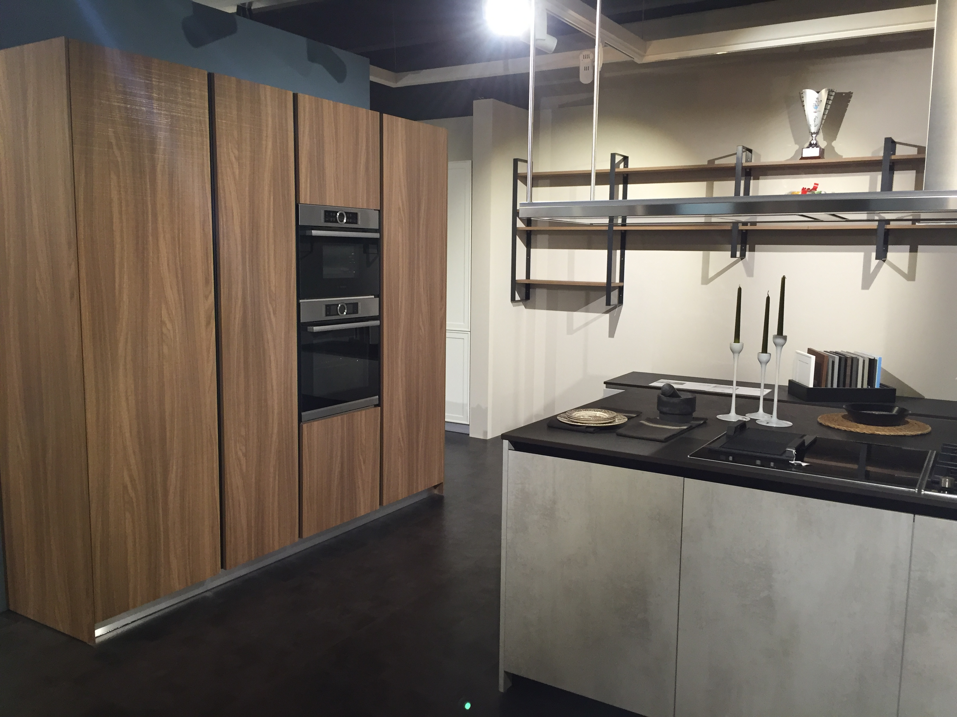 Armadio da cucina moderna mobili cucina armadio dispensa e accessori design snaidero cucina - Cucine moderne con dispensa ...