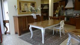 Tavoli In Stile Classico Allungabili.Cucina La Fiume Mobili